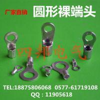 供应优质圆形裸端子RNB2-5S 环形冷压接线端子 铜鼻子