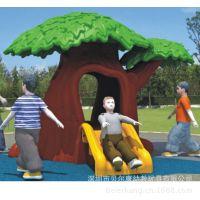 幼儿园儿童玩具多种组合滑梯魔术树