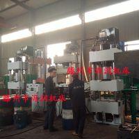 厂家新品供应Y32-200T鱼饵粉末成型油压机 四柱三梁油压机