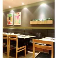 供应新石器无纸烤肉桌 韩式烧烤火锅餐桌椅 新石器烤肉餐厅风格的餐桌椅 火锅实木餐椅