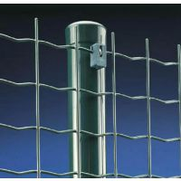 山西大同山区防护波浪形护栏/山西山区防护隔离护栏网