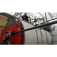 供应菏泽锅炉牌6吨天然气有机热载体工业锅炉 低压卧式