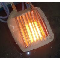 供应拨叉淬火高频炉,螺栓锻造高频加热炉