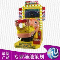 南玮星疯狂卡丁车游戏机室内儿童乐园投币机摇摆机电玩设备