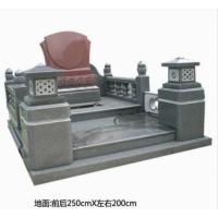 惠安嘉泰石业龙岩批量生产大家族墓碑/厂家直销各种墓碑