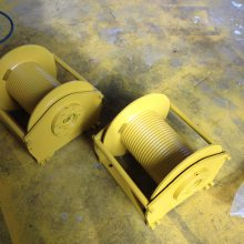 江苏扬中吊车2吨液压卷扬机、绞车,各种吊车配件