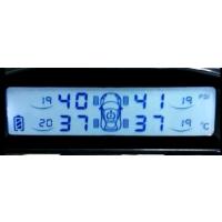 晶立威 LCD液晶屏 胎压监测器 高亮 黑白 FSTN屏