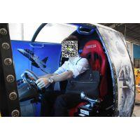 广州360度赛车模拟器首次亮相广交会