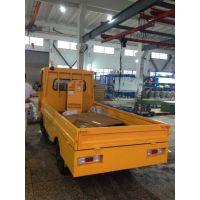 苏锡常4吨电动平板货车交付使用 苏州利凯士得电动车LK04-T电动搬运车