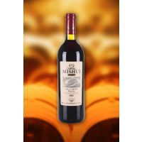 山东梅洛干红葡萄酒2003厂家直销
