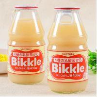 日本进口饮料 三得利Suntory Bikkle益力多活性乳酸菌饮品 婴儿