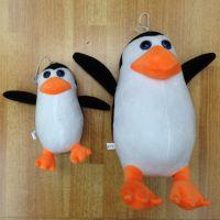 马达加斯加的企鹅特工菜鸟Private毛绒玩具超萌公仔挂件娃娃 大号