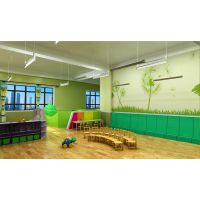 成都设计幼儿园的公司成都幼儿园设计