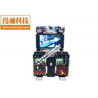 广州儿童大型电玩游戏机完毁袭击模拟游戏机儿童投币游戏机游艺娱乐设备