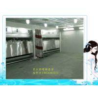 黄山 宝利丰供应 水帘式喷烤漆房 环保型无泵水幕 水帘喷漆柜