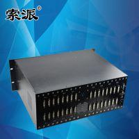 美佳爱MJ-DVI0816L 8进16出 DVI矩阵切换器 高清数字视频服务器 支持液晶拼接电视墙