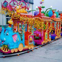 儿童游乐设备供应托马斯火车,海洋/大象轨道火车梦幻童缘直销
