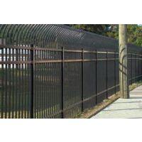 梅州市锌钢建筑围墙护栏厂家供应【深圳鑫运来锌钢建筑护栏XYL-G06型】