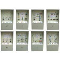 上海育仰YUY-03 气动液压示教陈列柜 机械陈列柜