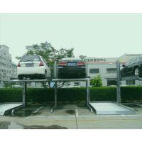 四川莱贝供应两柱简易升降商用家用立体停车库设备质量有保障