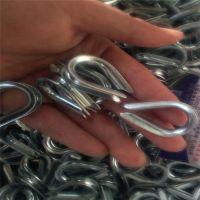 m6钢丝绳套环、钢丝绳套环、永年钢丝绳套环厂家|元隆