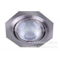 供应厂家直销LED天花灯/射灯/厨柜灯:八角形弧面可调家私灯HST-027D