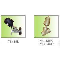 供应YS-15RQ,YF-15LQ 不锈钢气动角座阀