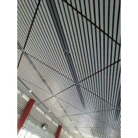 供应南方仿木纹四方形铝方通吊顶装饰材料生产厂家