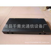 【河北厂家】24口 FC机架式 光纤终端盒、户外终端盒、产品好、