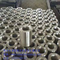 莆田厂家直销钢筋连接套筒45号碳钢材质|河北衡水厂家