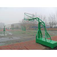 供应中山小学专用篮球架 学校用那种篮球架比较好 篮球架的稳定性