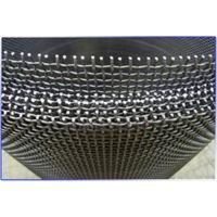 黑钢轧花网,鑫若丝网厂,黑钢轧花网一卷多少米