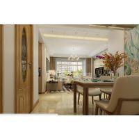 梵客家装|香缇花园|110平|现代装修风格
