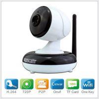wanscam 室内云台语音网络摄像机 支持WIFI 支持ONVIF