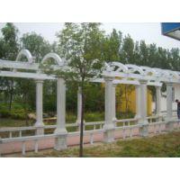 经典与时尚完美的结合景观工程 郑州天艺厂家直销宁夏欧式构件 欧式长廊