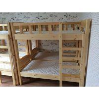 成都公寓床成都实木员工床