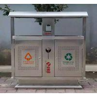 献县昌顺供应衡水天津唐山保定铁板分类垃圾桶生产厂家质量可靠量大从优