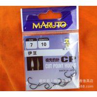 土肥富蜂天使 日本进口 三角牙伊豆 有倒刺鱼钩  优质鲤鱼钓针
