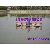 水车式增氧机 浮船叶轮式增氧机 鱼塘虾、蟹水产养殖专用增氧机