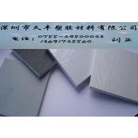 阻燃PVC板 黑色进口PVC板