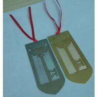 济南大学书签定做专业书签厂家金属徽章制作纪念品