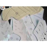 供应鞋垫激光打孔机 拖鞋皮鞋布鞋鞋面激光切割机