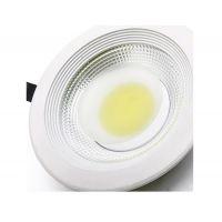 睿创直销7W大功率LED筒灯,3寸开孔90mm室内天花照明灯具