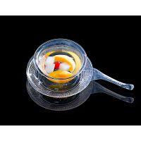 潍坊伊诺特一次性水晶餐具 无菌 透明 0-0.5万元投资 全国加盟