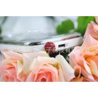 鸟巢版 iPhone4 4S 水晶钻石塞 耳机孔防尘塞 苹果手机塞子