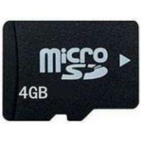 大量批发4GB TF内存卡 手机闪存卡 Micro SD卡TransFLash卡