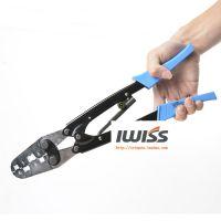 管型预绝缘端子 护套针形端子 紫铜 压线钳25-70mm2冷压接线端子