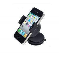 迷你车载手机支架 汽车GPS导航吸盘手机座 360度旋转车载万能支架