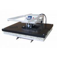 供应 50*70cm 手动T恤印花机  面料热转印机 服装加工辅助设备