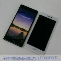 华为 P7 原装正品手机模型 原厂1:1手感展示模型机 模具 现货